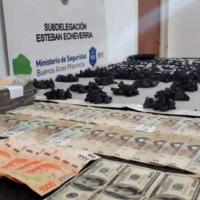 La Justicia Federal de La Plata ordenó investigar si efectivos de la Bonaerense se quedaron con 200 kilos de marihuana