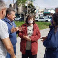 Pulti aseguró que la campaña será <cerca de los vecinos, con propuestas y proyectos>