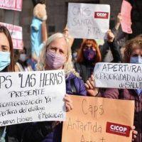 """Paro de Cicop: """"Montenegro aún no recibió a los trabajadores de la salud"""""""