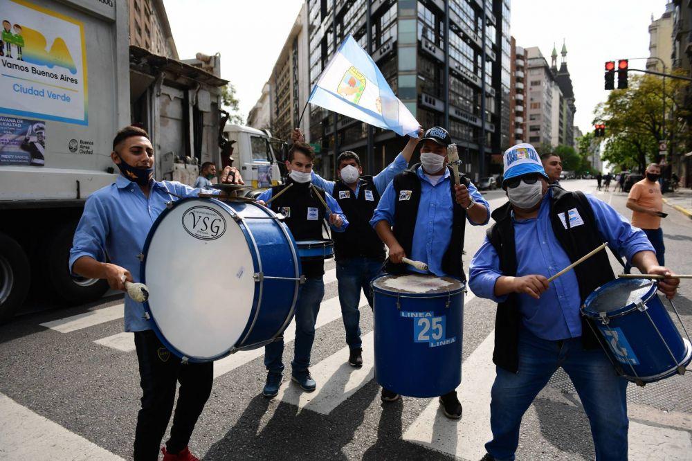 Movilización 17 de octubre: el pragmatismo y la campaña conspiraron contra el acto