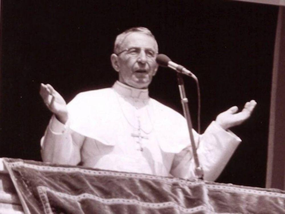 El papa Juan Pablo I será beatificado