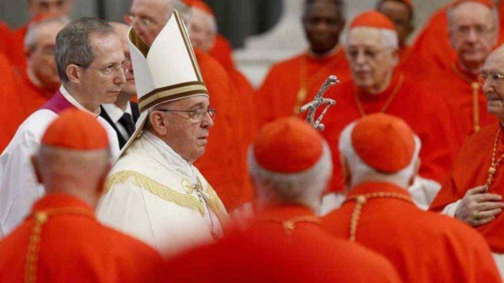 Francisco anunciará nuevos cardenales el próximo domingo, apunta un medio italiano