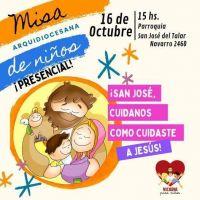 Misa Arquidiocesana de Niños 2021