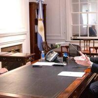 Aníbal Fernández y Perotti estarán al frente del acto para presentar los nuevos federales