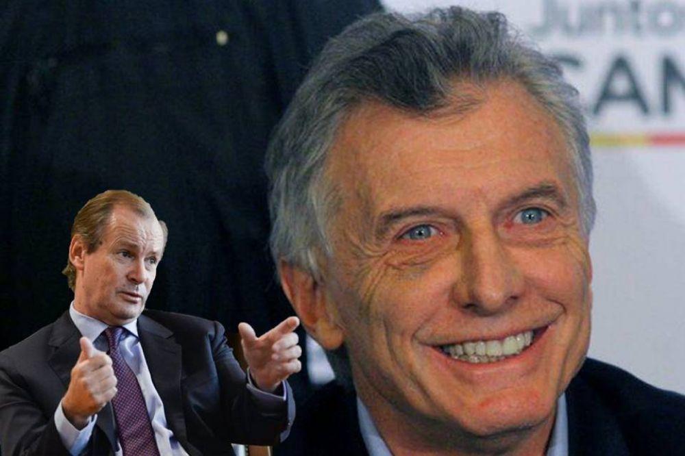 Bordet sí eligió pegarle a Macri