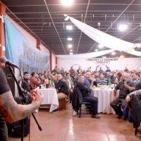 Cristian Oliva consolida su proyecto gremial con el objetivo puesto en Atilra Capital