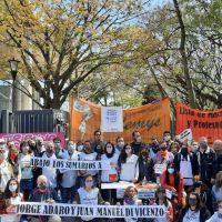 La CGT repudió los sumarios de la ministra Acuña contra docentes que increparon a funcionarios porteños