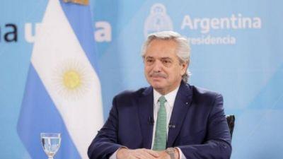Alberto Fernández afirmó que el acuerdo con el FMI será