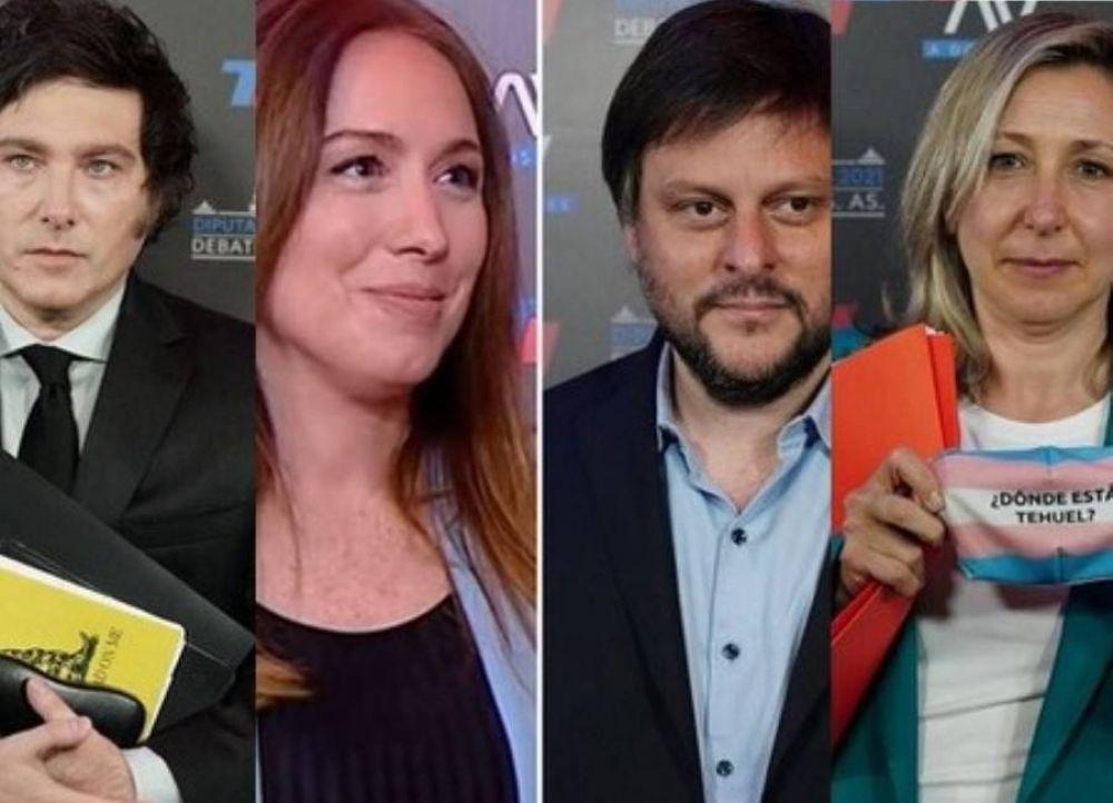 Se dijeron de todo los candidatos a diputados nacionales por la Capital Federal
