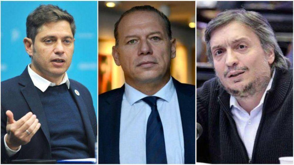 Incertidumbre por el futuro de Sergio Berni: entre Kicillof y Máximo Kirchner