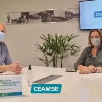 La titular de CEAMSE y el intendente de Alberti mantuvieron una importante reunión