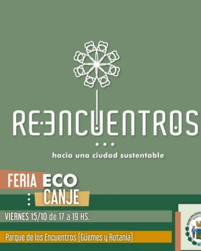Nueva edición de la Feria Ecocanje