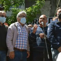 Córdoba: Masiva movilización y acto de las regionales de CGT