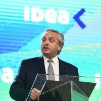 Alberto Fernández: «Cambiar planes por empleo, ese debe ser nuestro primer objetivo»