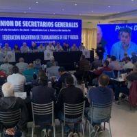 Trabajadores de Luz y Fuerza se declaran en «alerta y movilización» por paritarias