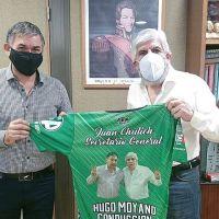 La Justicia frenó las elecciones en el gremio camionero de Moyano en Santa Fe