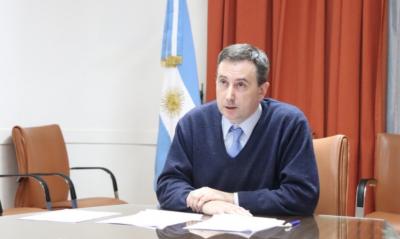 AGP firmó un convenio para la reconstrucción del muelle del Puerto San Nicolás