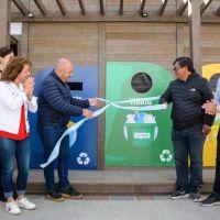 Puerto Madryn ya cuenta con un Ecopunto
