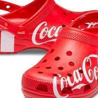Para refrescarte en el verano: Coca-Cola lanzó unas crocs Este calzado no saldrá de nuestra vida y la empresa lo sabe