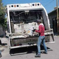 Avanza la recolección de residuos sólidos urbanos en Tehuacán