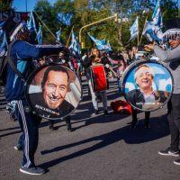 El Día de la Lealtad peronista se festejó en el centro marplatense