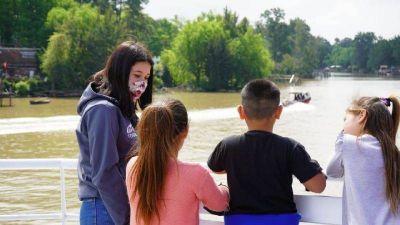 El Municipio de Tigre fomenta el cuidado ambiental en los programas de Turismo Social