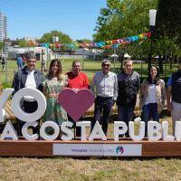 Vicente López continúa recuperando espacios para el Paseo de la Costa