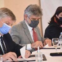 Filmus anunció una fuerte inversión en ciencia en La Pampa