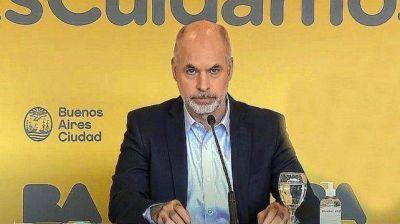 Horacio Rodríguez Larreta estará el viernes en la ciudad de Santa Fe