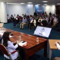 Comenzaron las capacitaciones de la Ley Yolanda para trabajadores del Ejecutivo Provincia