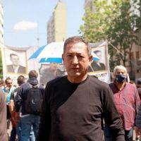 """Video. Omar Maturano: """"La marcha es en apoyo pero también una protesta a quienes nos ignoran"""""""