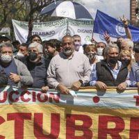 La CGT-Regional Lomas de Zamora satisfecha con la marcha
