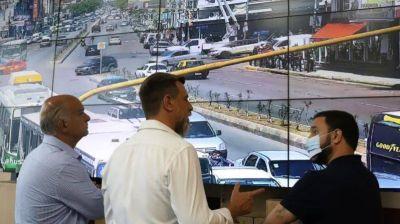 El Municipio de Lanús ya puso en funcionamiento 950 cámaras de seguridad