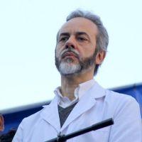 """Eduardo Lopez: """"Los únicos que no quieren la vacunación son """"Larreta y Quiróz que están de campaña"""""""