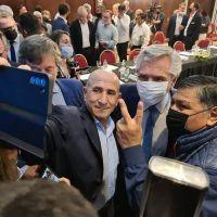 """""""La visita del Presidente despertó un entusiasmo que no había hacia la política"""", Jorge Ávila"""