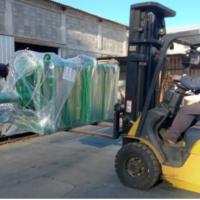 Entregan prensas para mejorar la gestión de residuos sólidos urbanos