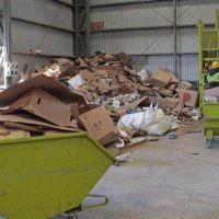 El reciclaje en el Complejo Ambiental cayó a la mitad