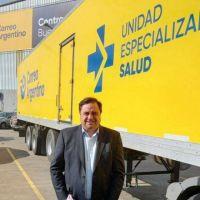Manino Iriart anunció la llegada de 77.500 vacunas contra el COVID a Mar del Plata