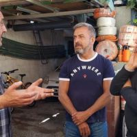 Gustavo Pulti pidió arremangarse para que haya mas remedios y médicos en los barrios