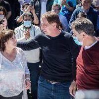 Desde La Plata Santilli, Manes y Ocaña presentan las propuestas de Juntos para el Congreso