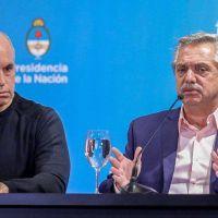 Larreta descartó el diálogo con el gobierno: