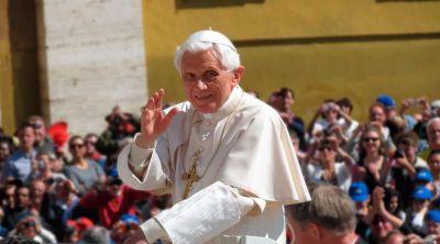 Benedicto XVI expresa deseo de ir
