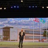 Tigre: Zamora presentó proyecto del nuevo Hospital Municipal de Alta Complejidad