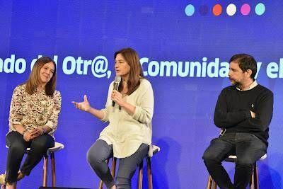 El Municipio de San Martín realizó el 3° Encuentro de Políticas Sociales