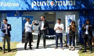 """La Comuna habilitó nuevos """"Punto Mi Muni"""" para acercar el Estado a la comunidad"""