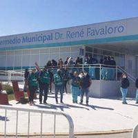 Zarate: El sindicato ATE confirmó que lograron la reincorporación de trabajadores despedidos de salud municipal