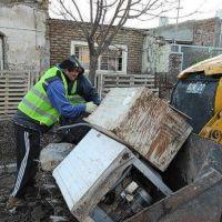 ¿Cuánta basura sacaron en el último Cipolletti Limpia?