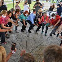 PAMI lanzó en Escobar un programa de actividades recreativas al aire libre