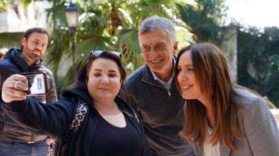 Después de esquivar la indagatoria, Mauricio Macri se muestra con Vidal y viaja al interior