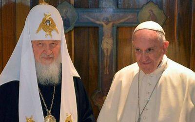 Contra especulaciones: el Papa y el Patriarca de Moscú no tienen previsto encontrarse